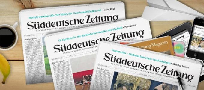 Mit einem Klick zu Ihrer gratis Tageszeitung