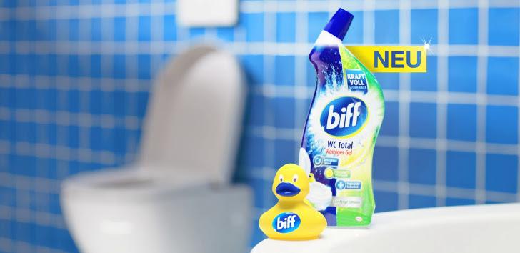 Biff Toilettenreiniger
