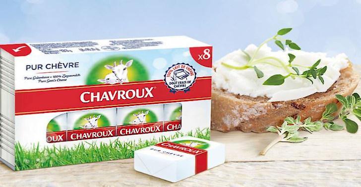 Chavroux Käse Gratis