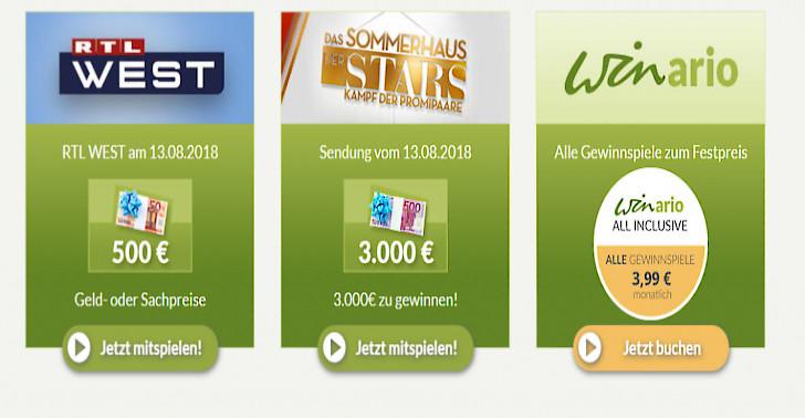 Winario RTL VOX