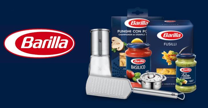 Barilla Master Box gewinnen