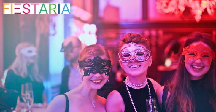 Fiestaria Party Location planen Hochzeit Geburtstag Taufe