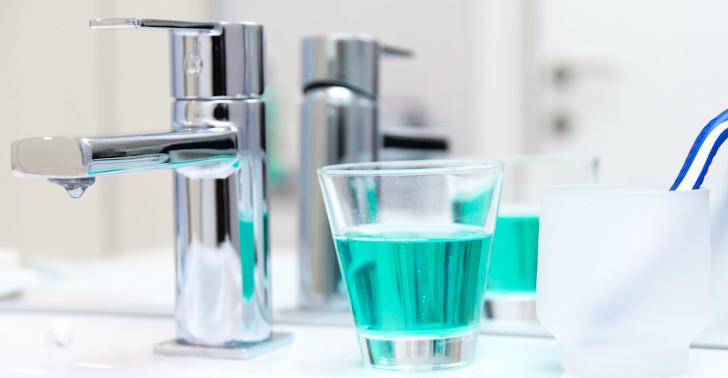 Mundwasser Odol Med 3