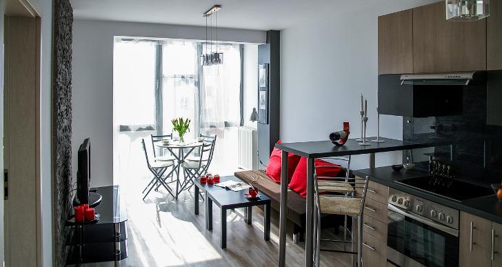 wandtattoos für kleine Wohnungen