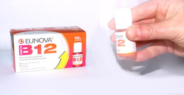 Eunova B12 Test