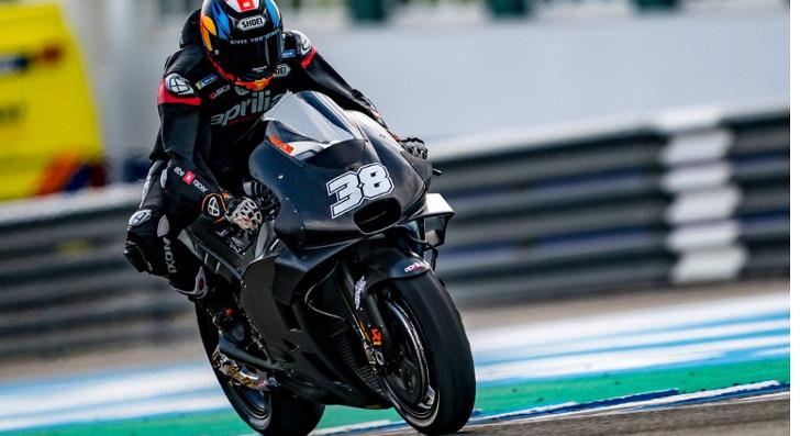 Aprilia Motorrad