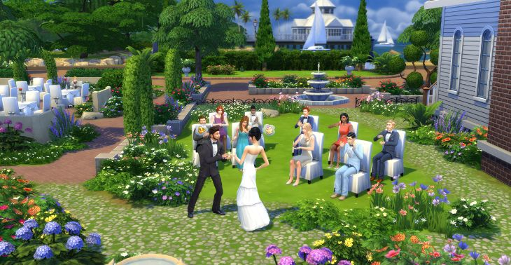 Die Sims 4 gratis download