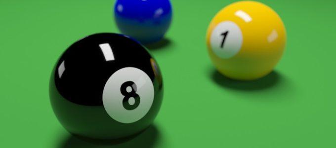 Gratis 10€ sichern &  8-Ball Billard gratis spielen