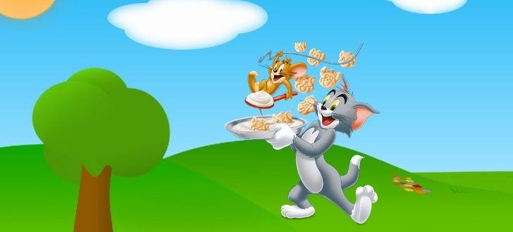 Tom und Jerry Müller