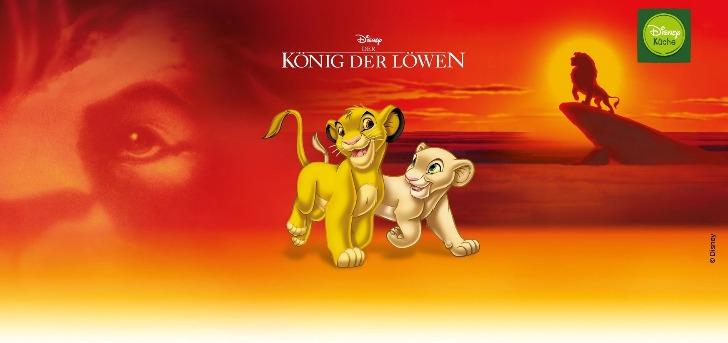 Volvic König der Löwen Turnbeutel