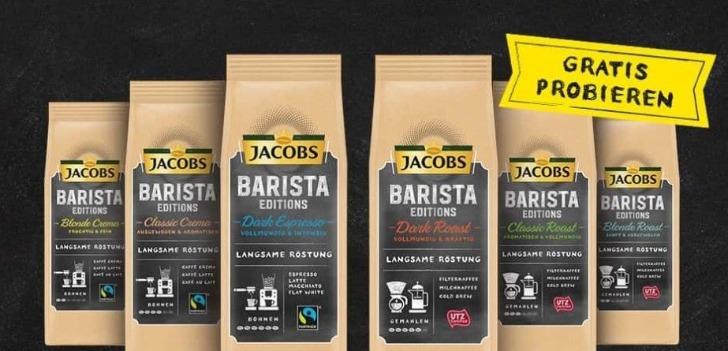 Jacobs Barista probieren