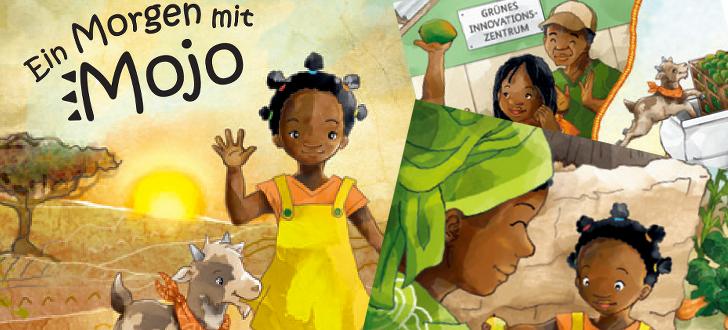 Buch: ein morgen mit mojo