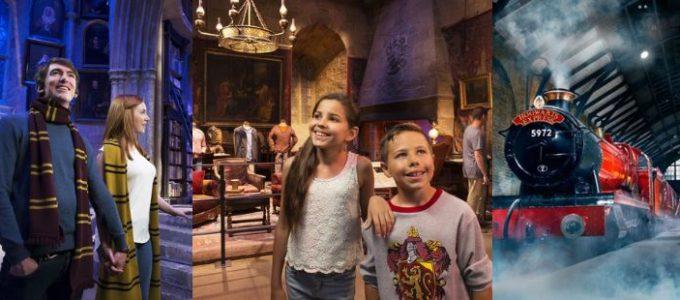 Gratis Rabatte: Besuchen Sie die Harry Potter Filmsets