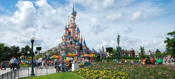 Disneyland at home