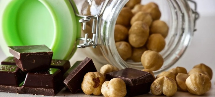 Pick up chocolate hazelnut